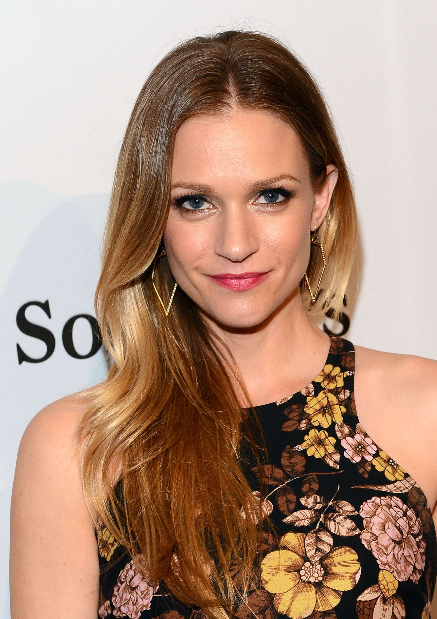 AJ Cook Pieces Of Heaven Charity Art Auction in Hollywood