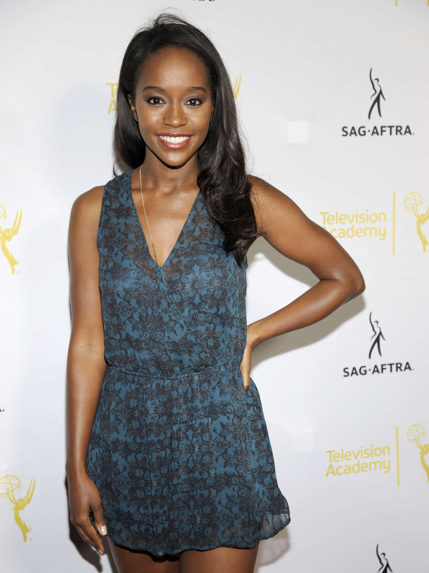 Aja Naomi King Emmy Awards Dynamic and Diverse Nominee Reception in North Hollywood