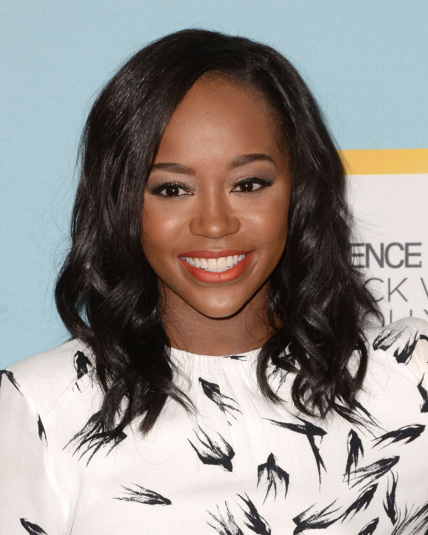 Aja Naomi King ESSENCE Black Women in Hollywood Awards Luncheon in Beverly Hills