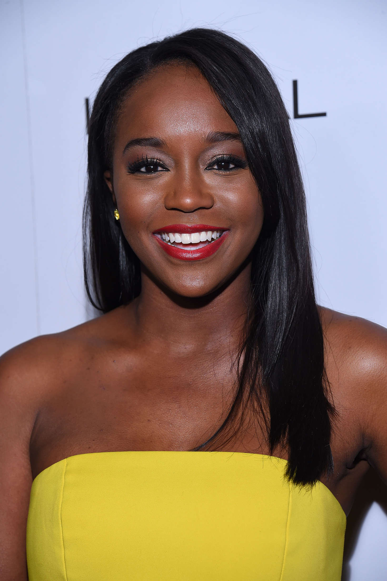 Aja Naomi King Inaugural Image Maker Awards hosted by Marie Claire in Los Angeles