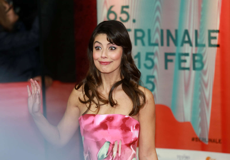 Alessandra Mastronardi Life Premiere at Berlinale International Film Festival