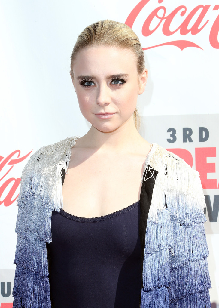 Alessandra Torresani Annual Streamy Awards in Hollywood