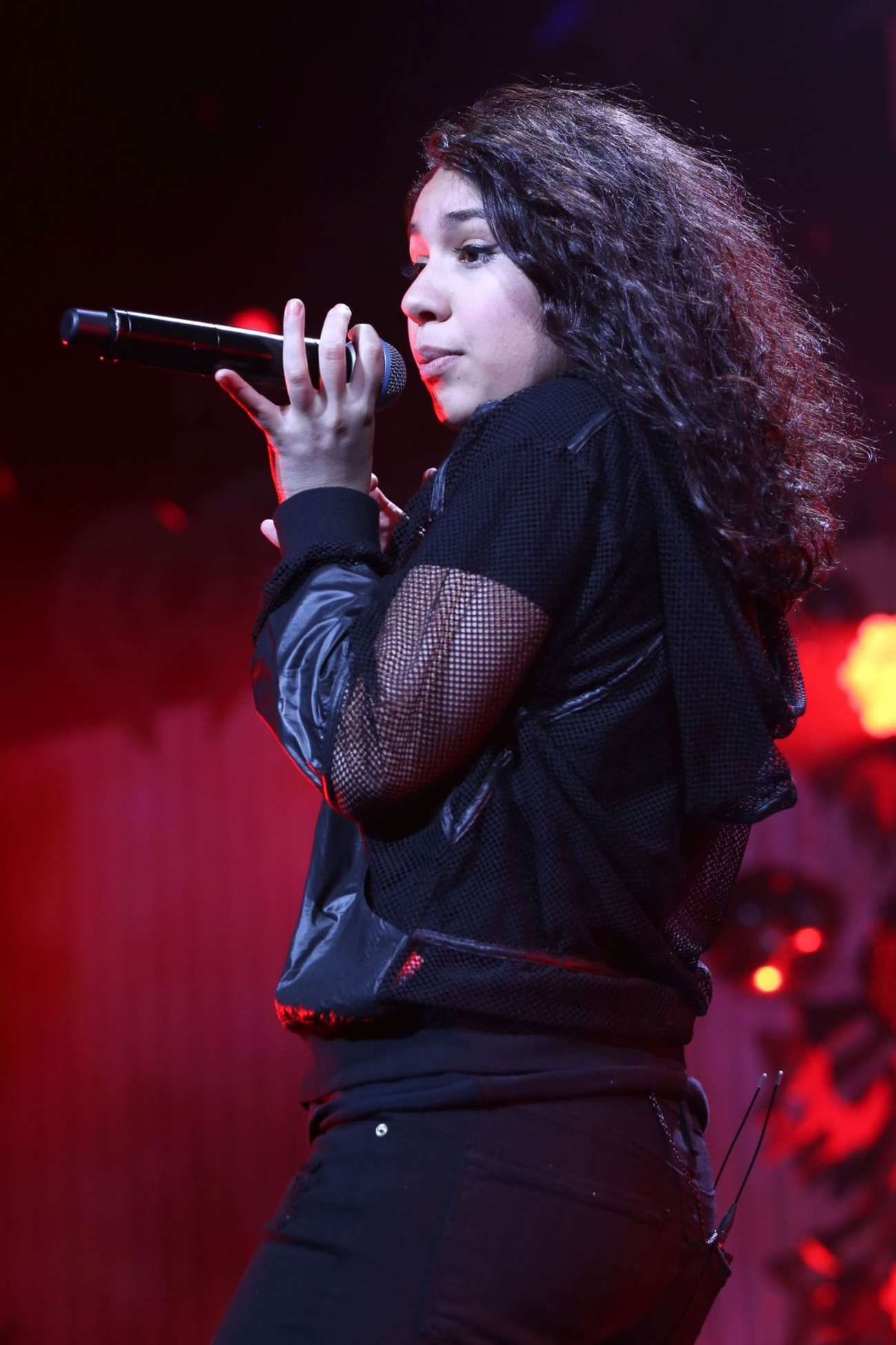 Alessia Cara Q102s Jingle Ball in Philadelphia