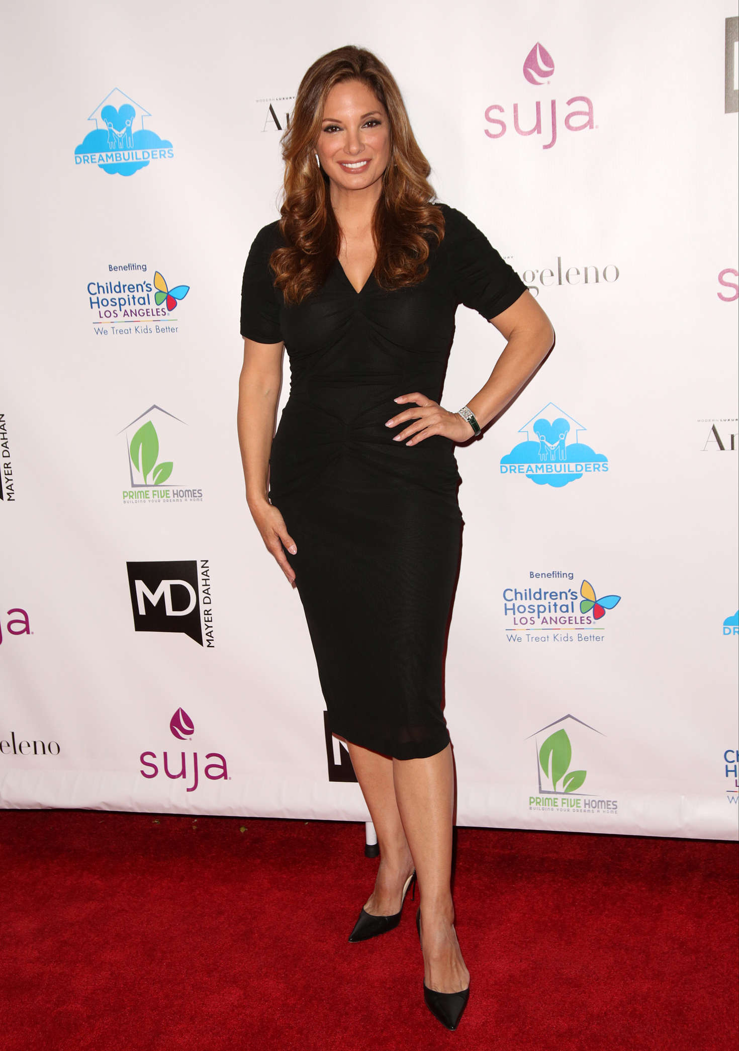 Alex Meneses Annual A Brighter Future For Children Charity Gala in Hollywood