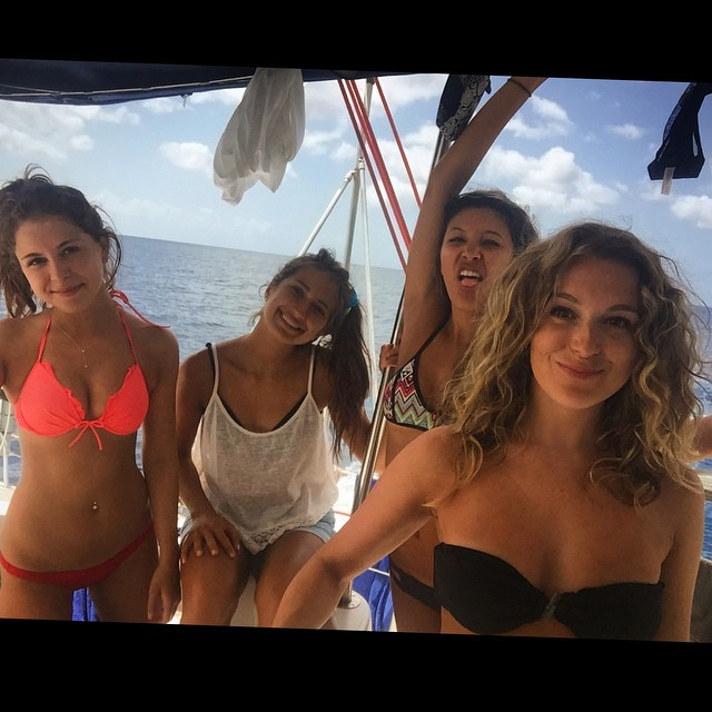 Alexa Vega in Bikini on Vacation