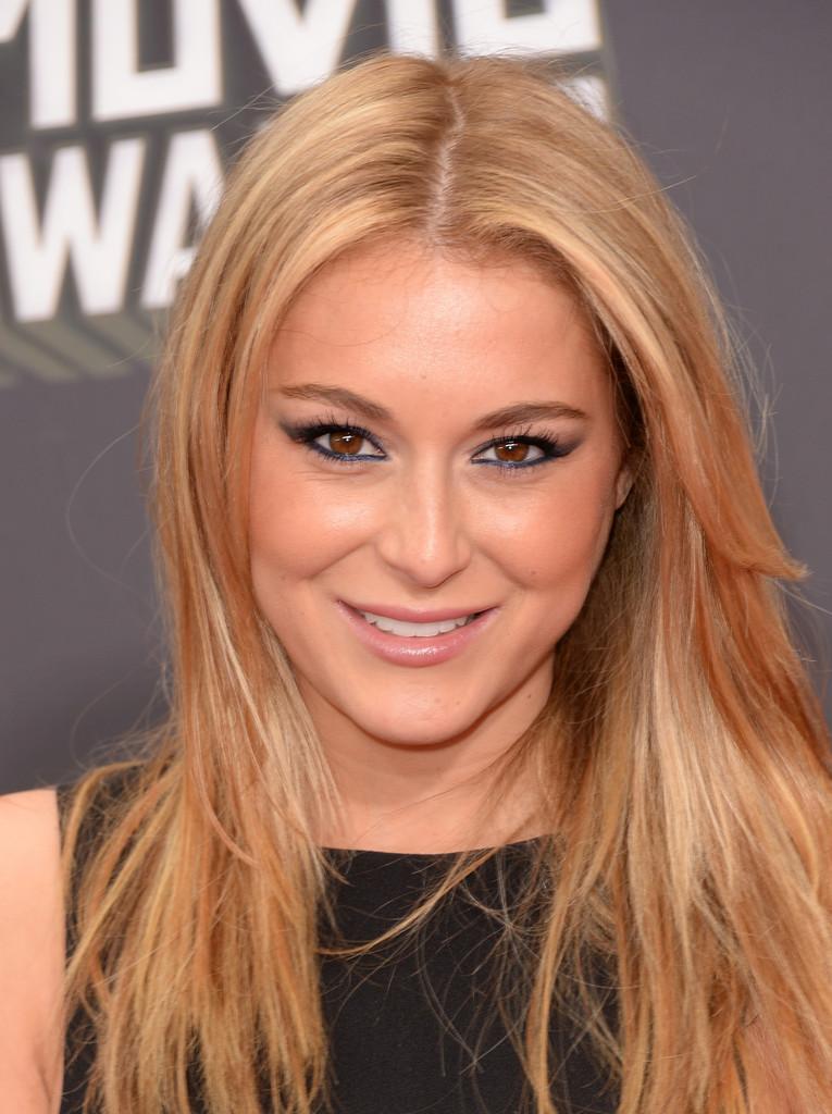 Alexa Vega MTV Movie Awards in Los Angeles