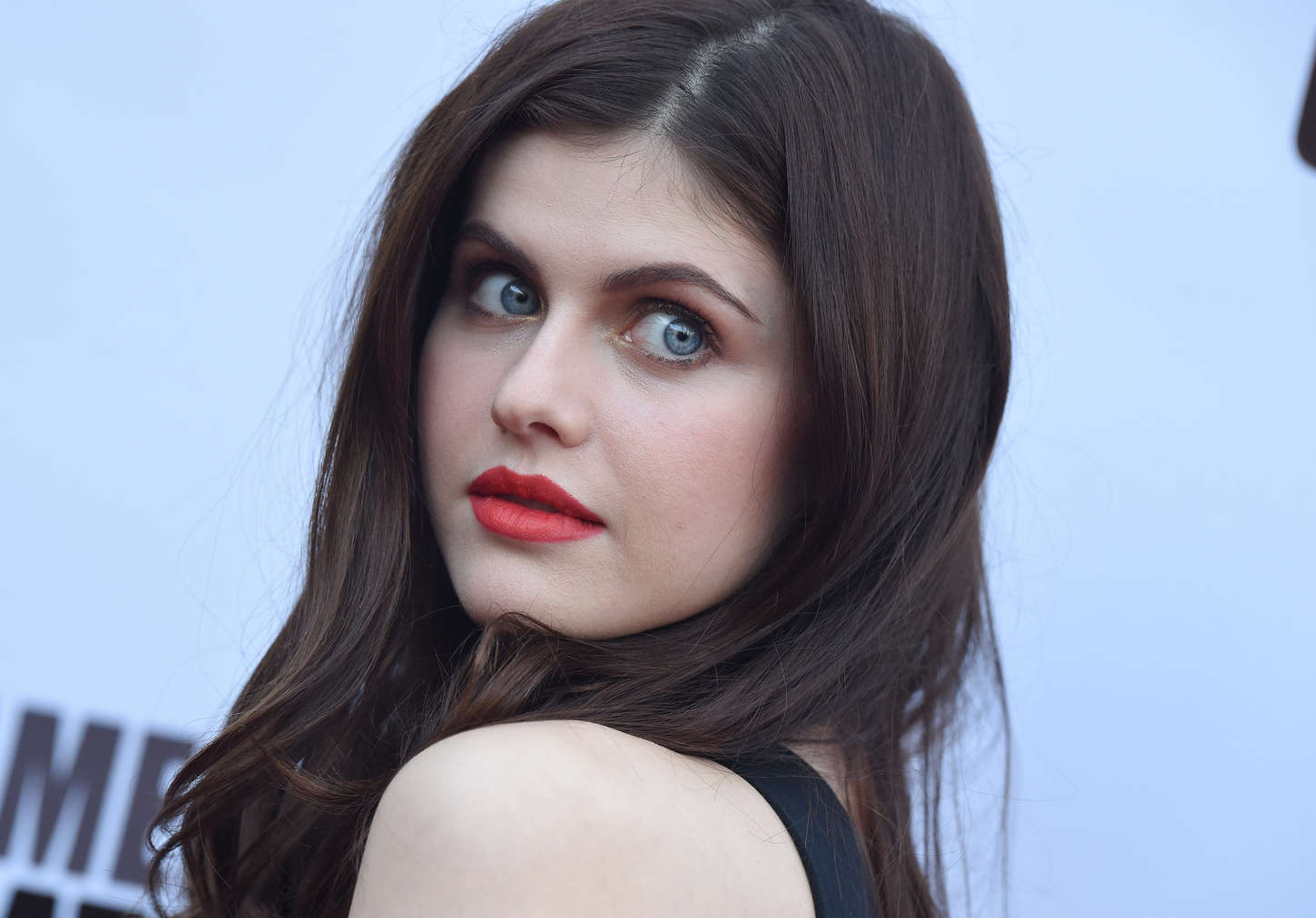 Alexandra Daddario Burying The Ex Screening in Los Angeles