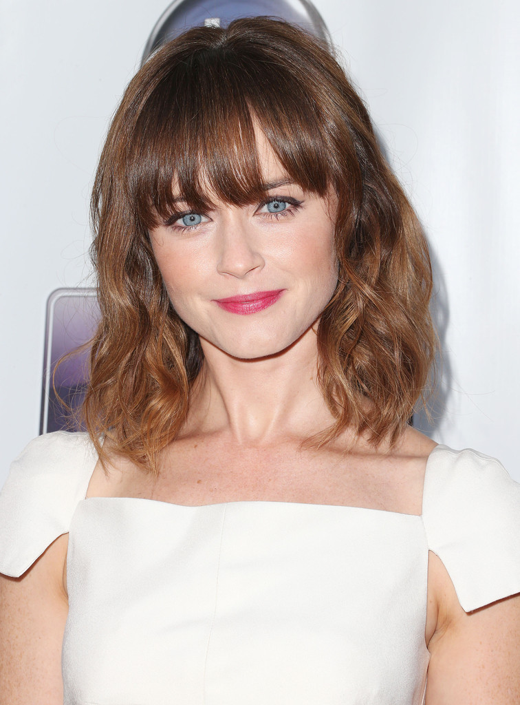 Alexis Bledel Remembering Sunday premiere in Century City