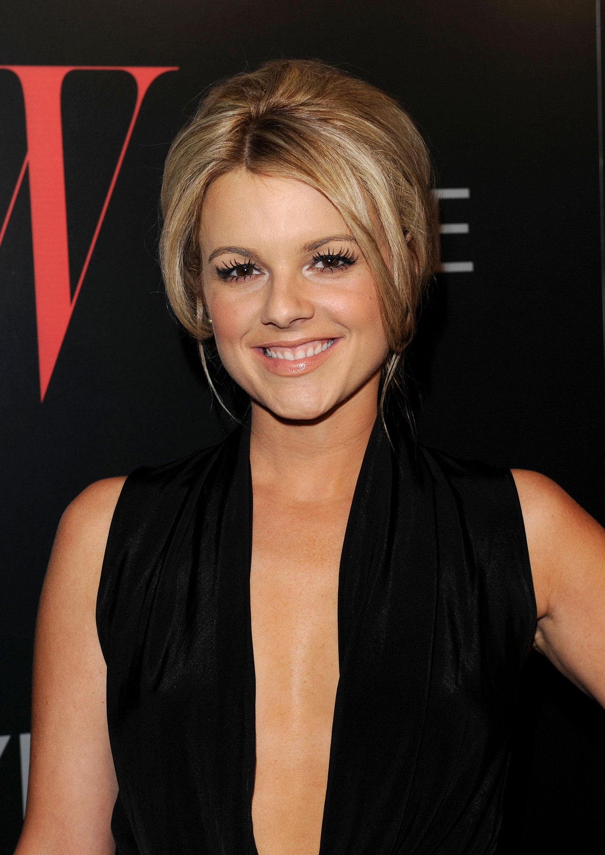 Ali Fedotowsky W Mag and Guess Years Of Fashion and Film in West Hollywood