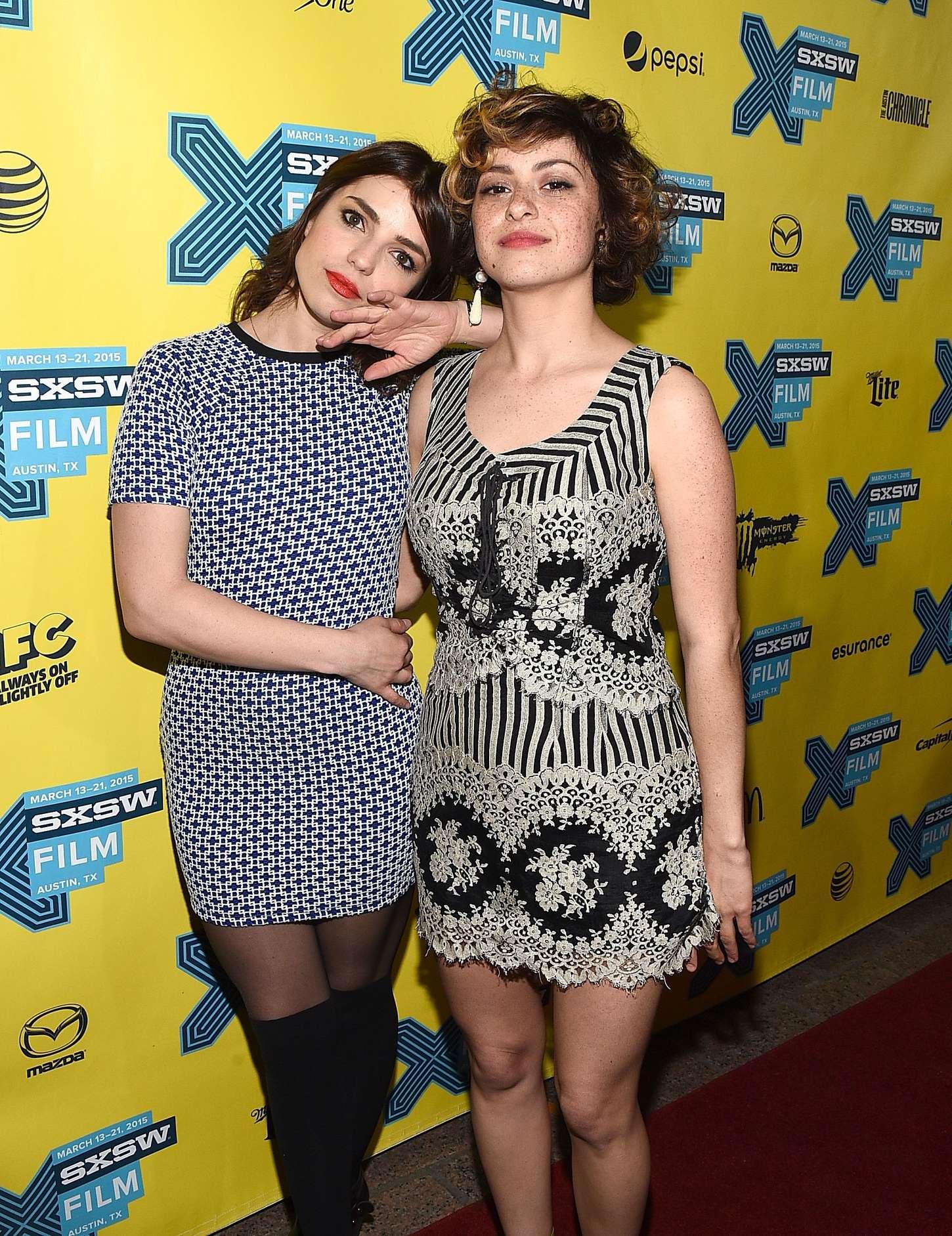 Alia Shawkat The Final Girls Premiere at SXSW in Austin