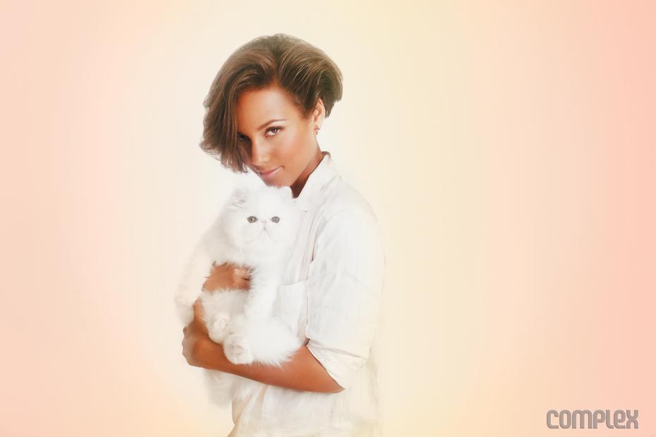 Alicia Keys Complex Magazine-1