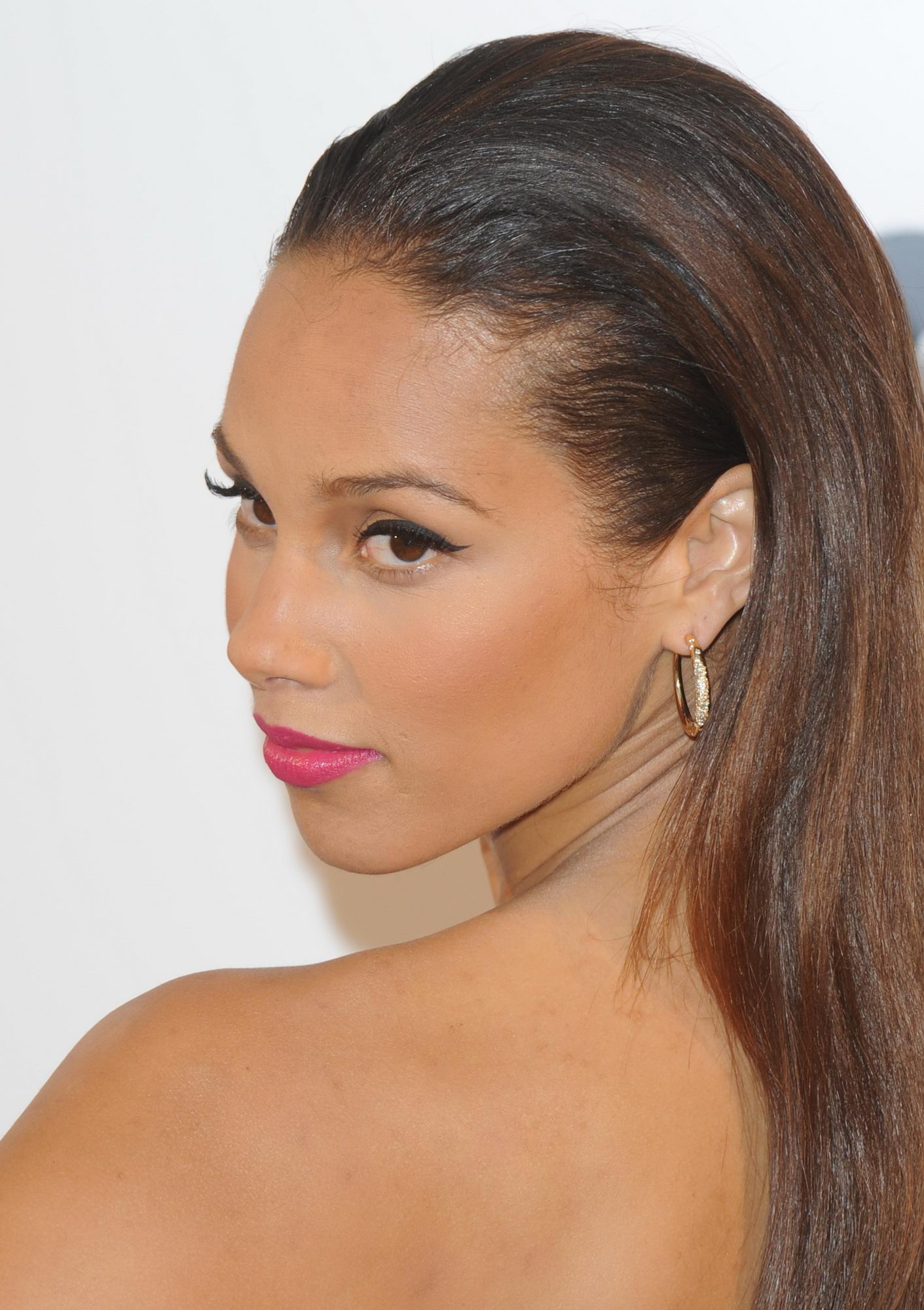 Alicia Keys Keep A Child Alive Ball at The Roundhouse London-1