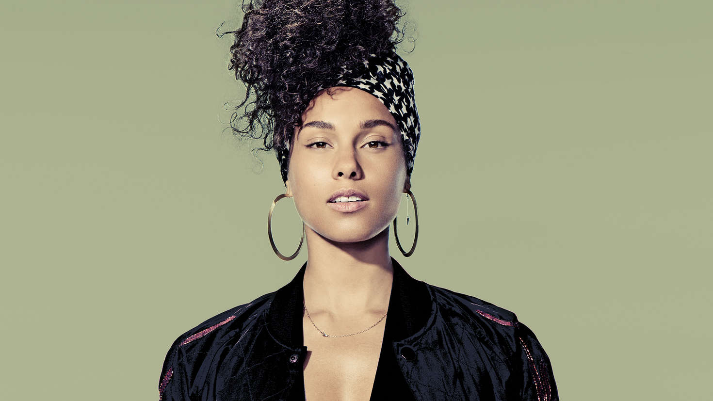 Alicia Keys Saturday Night Live Photoshoot