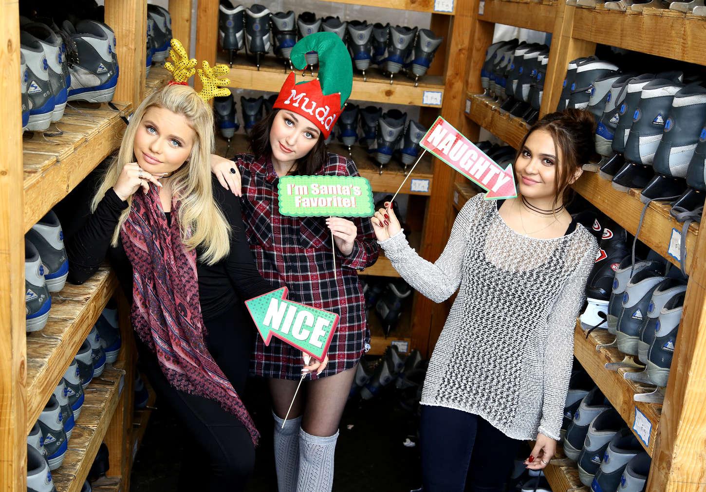 Alli Simpson Stella Hudgens MUDD Campaign Winter /