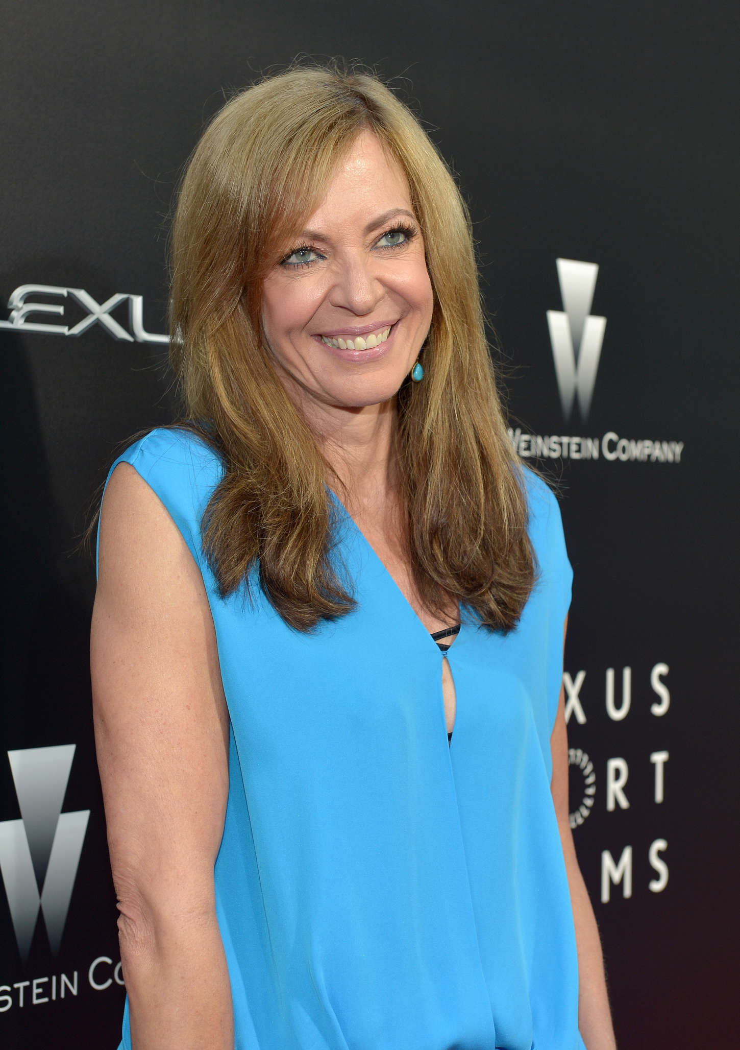 Allison Janney Lexus Short Films Premiere in Los Angeles