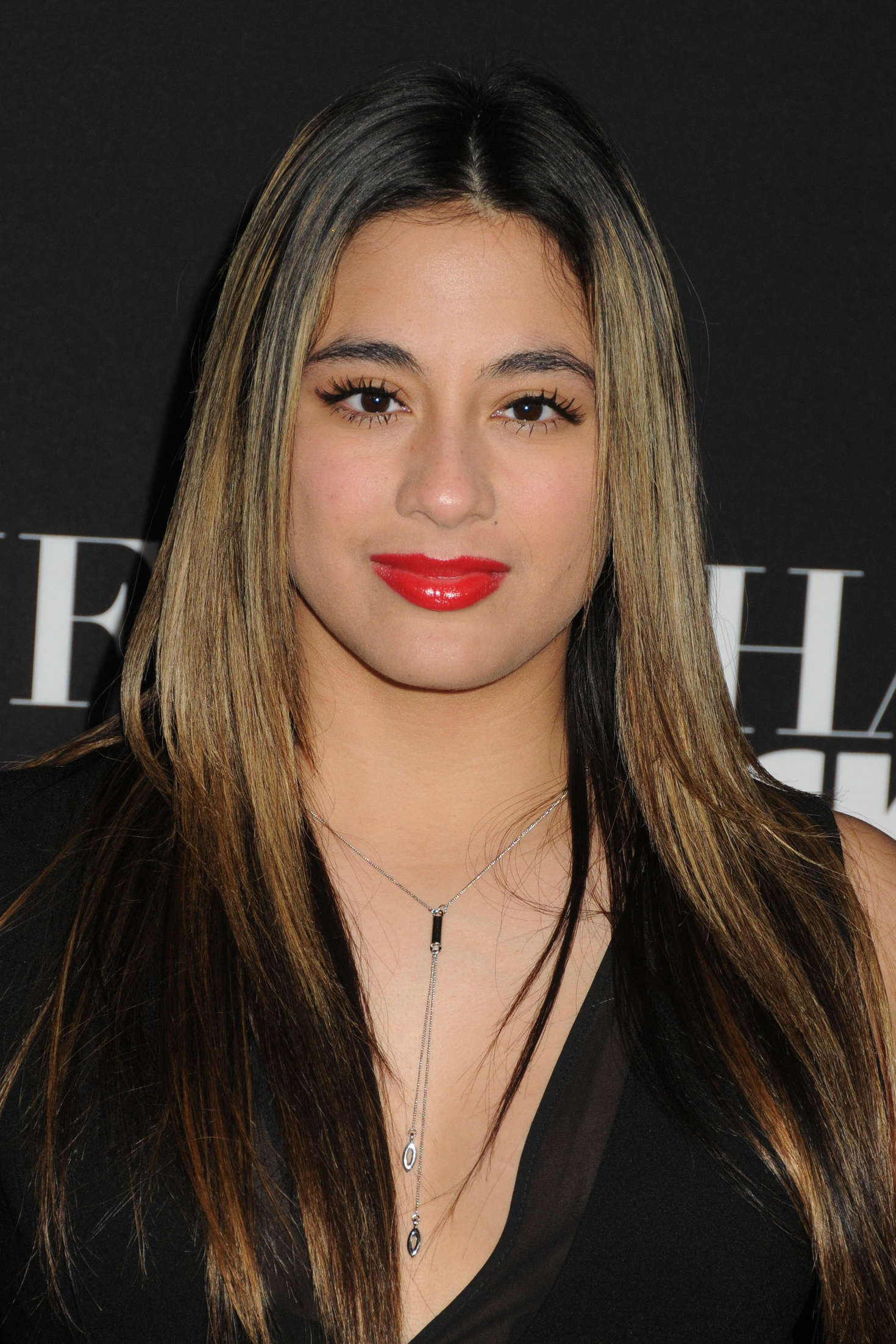 Ally Brooke Fifty Shades of Black Premiere in Los Angeles