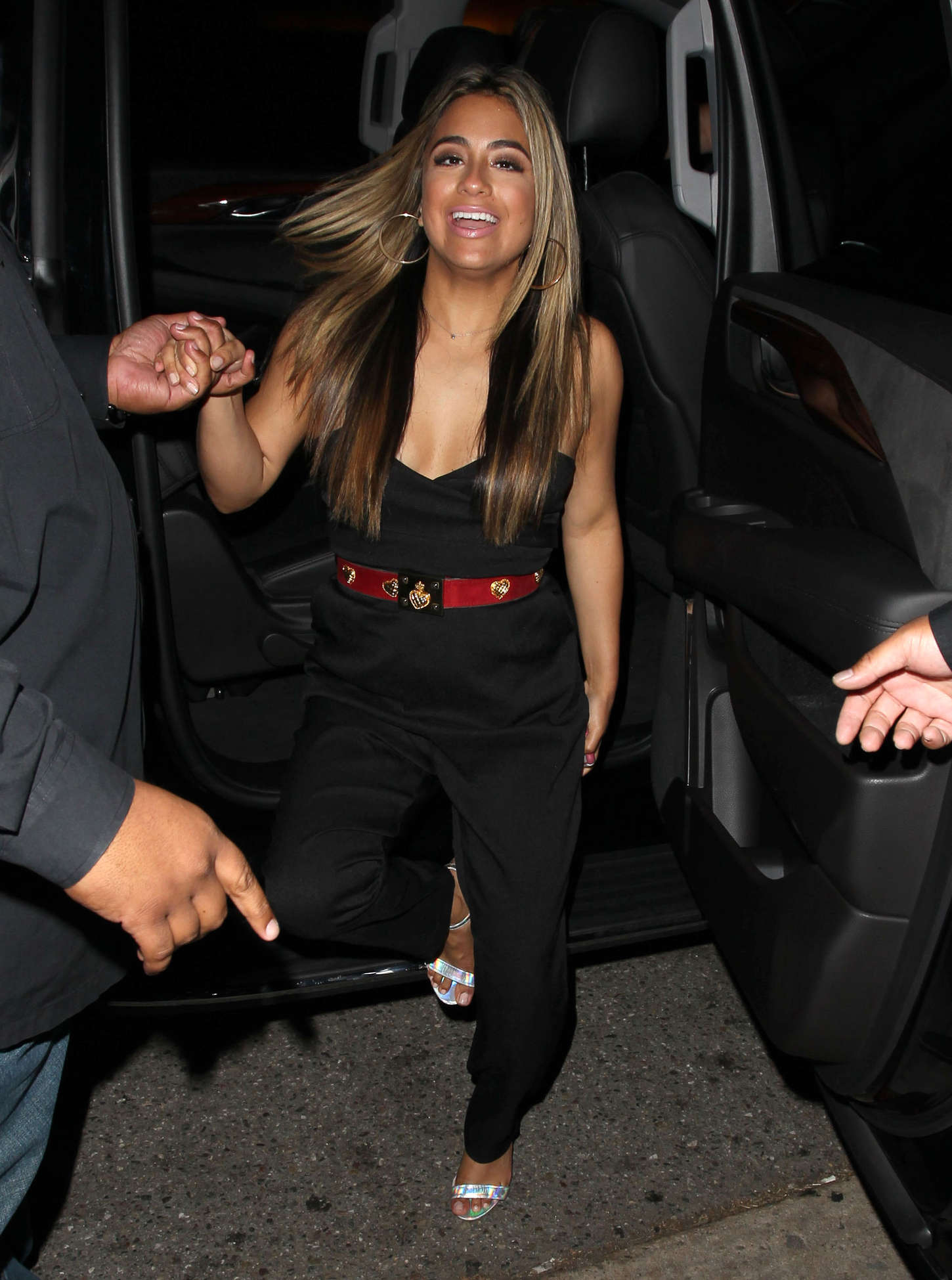 Ally Brooke Leaving The Nice Guy in Los Angeles