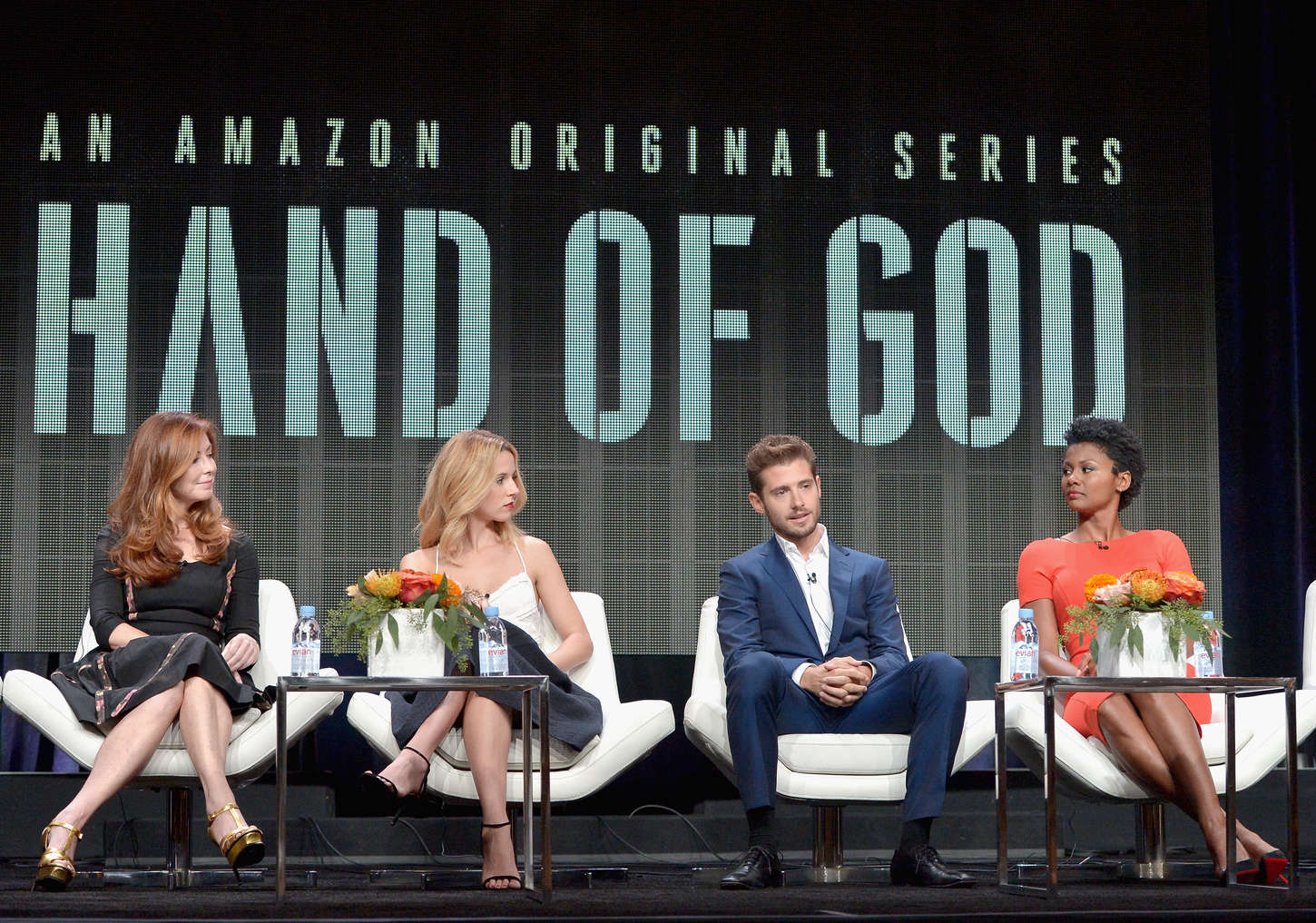 Alona Tal Hand of God Panel Summer TCA Tour in Beverly Hills