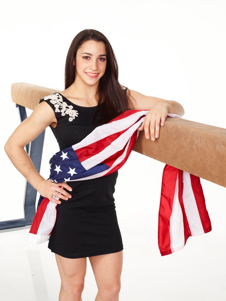 Aly Raisman USA Olypmic Gymnast