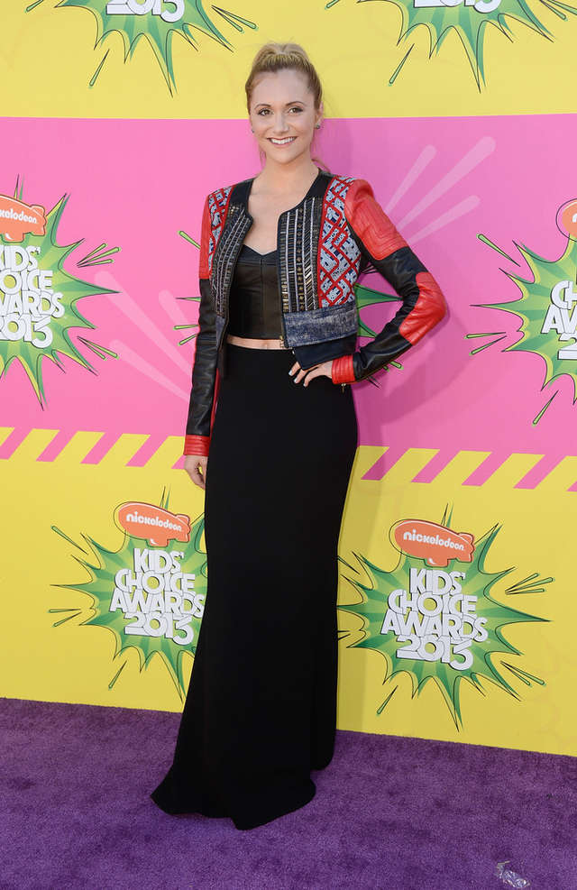 Alyson Stoner Annual Kids Choice Awards in Los Angeles