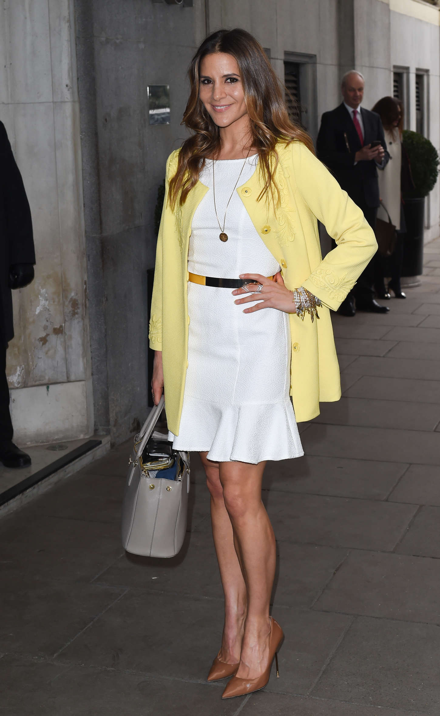 Amanda Byram The Year Of Mexico Lunch in London