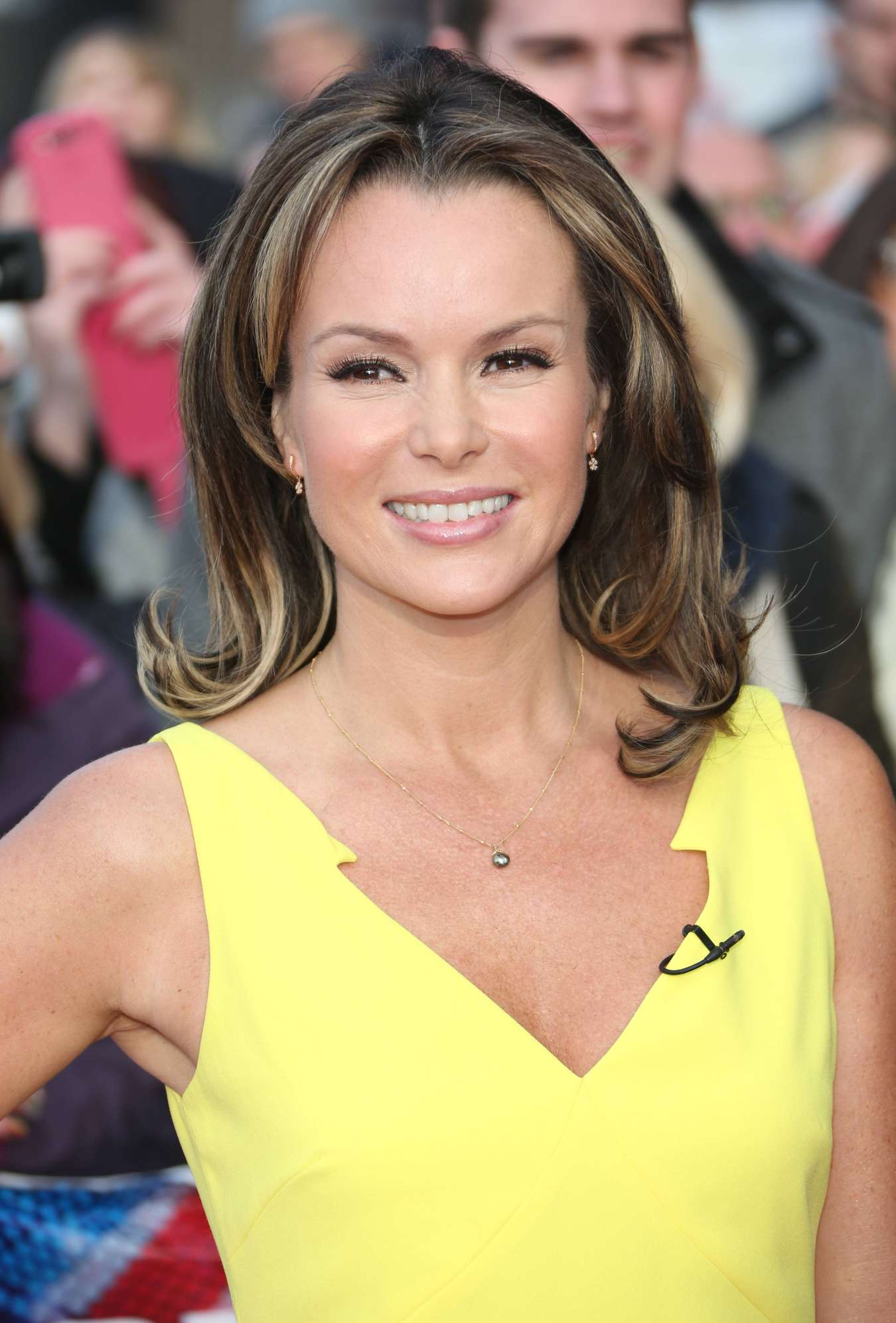 Amanda Holden Britains Got Talent Auditions in Cardiff