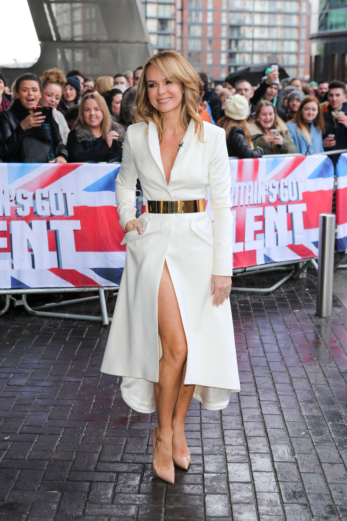 Amanda Holden Britains Got Talent Auditions in Manchester