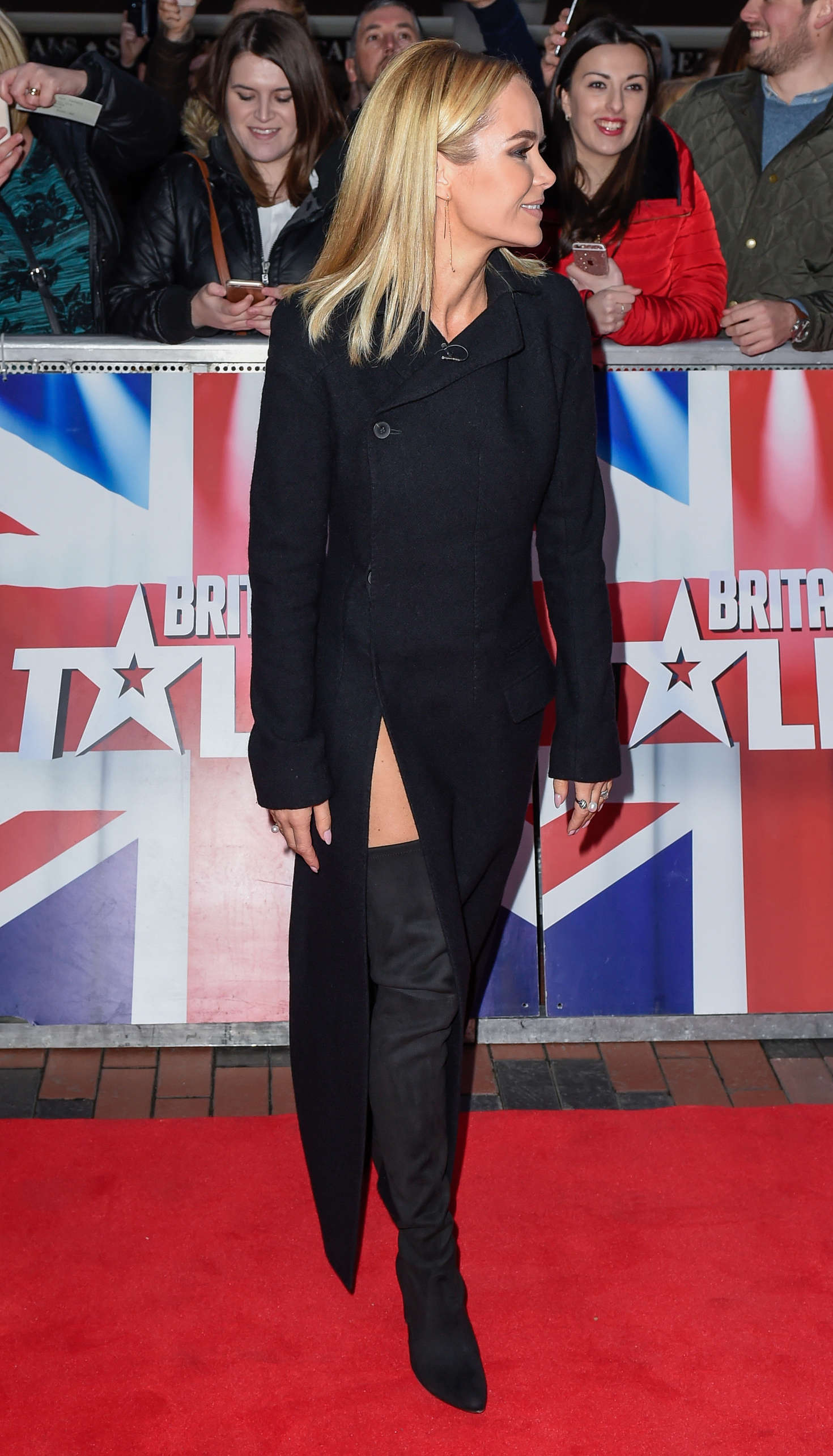 Amanda Holden Britains Got Talent in Birmingham