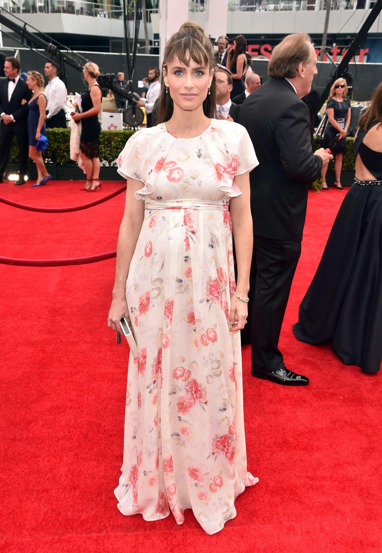 Amanda Peet annual Primetime Emmy Awards in Los Angeles