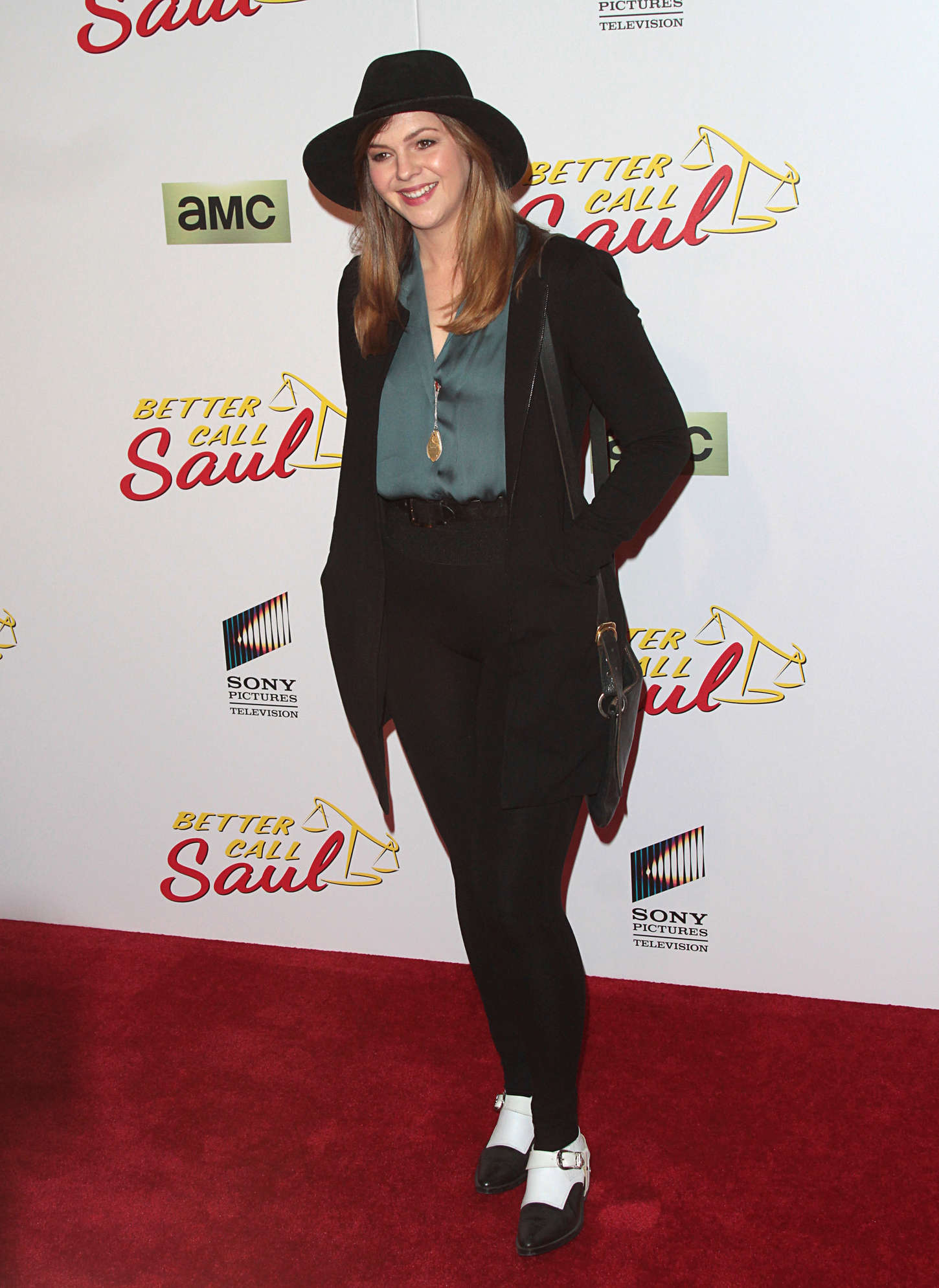 Amber Tamblyn Better Call Saul Premiere in Los Angeles