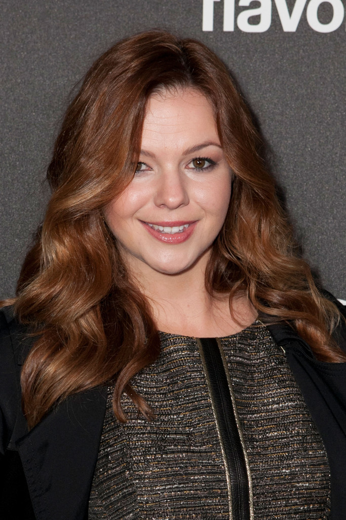 Amber Tamblyn HFPA Golden Globe Awards Season Celebration in Los Angeles