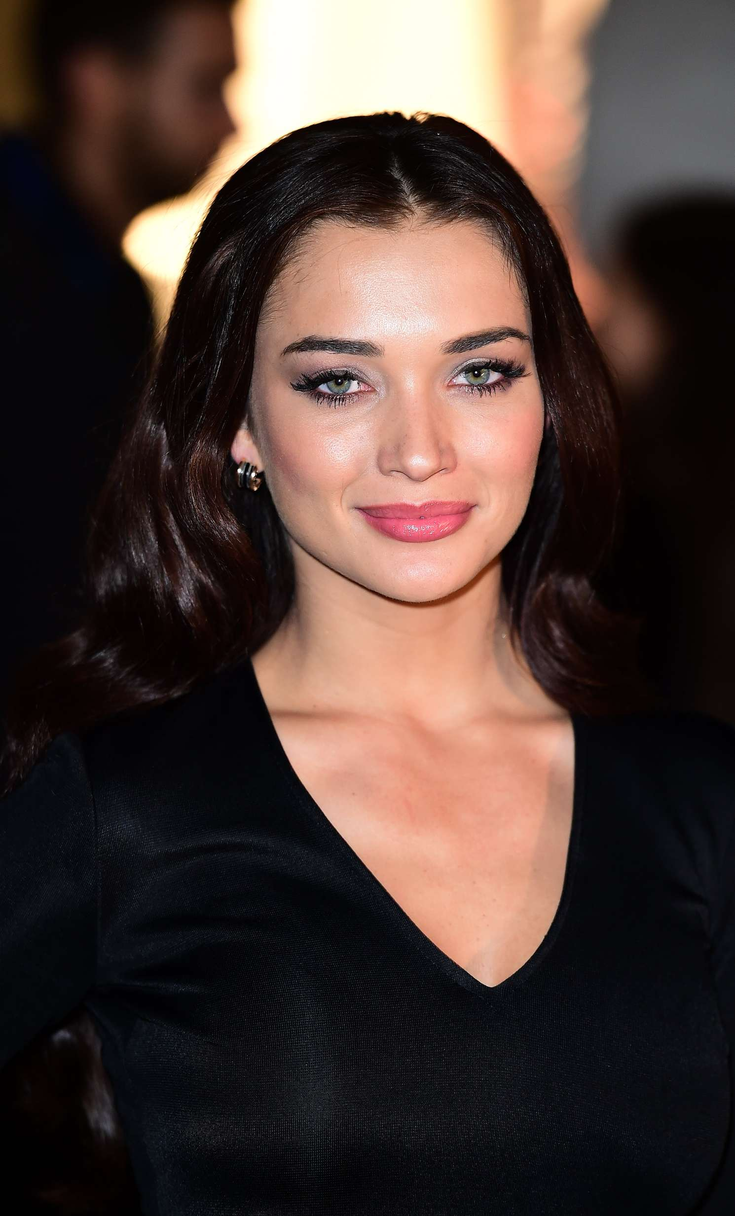 Amy Jackson Idris Elba Superdry Collection Launch in London