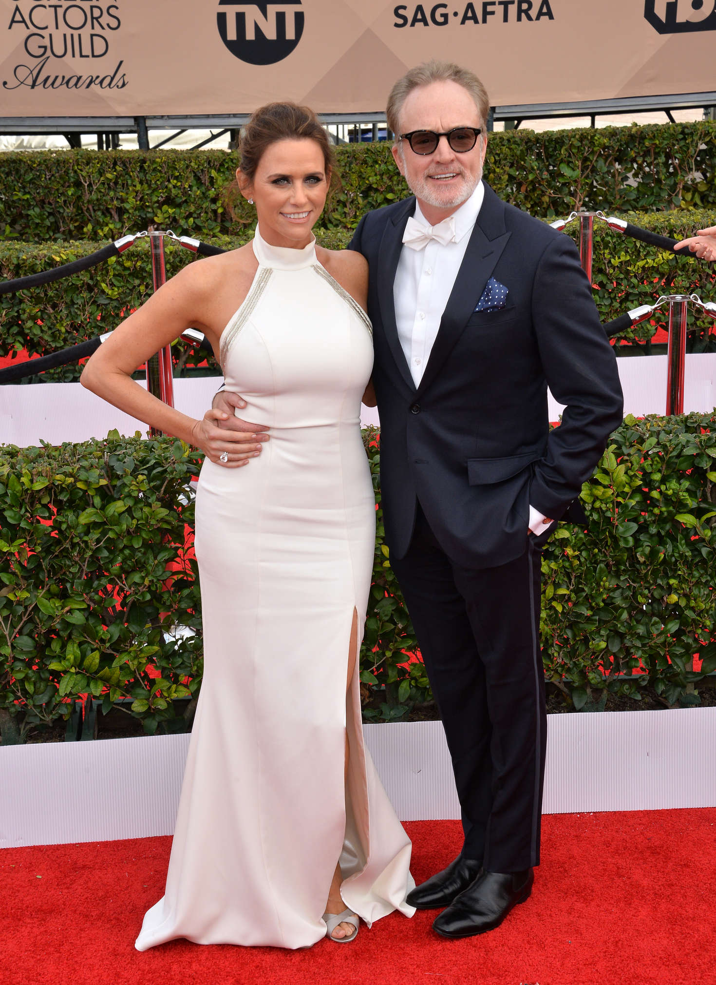 Amy Landecker Annual Screen Actors Guild Awards in Los Angeles