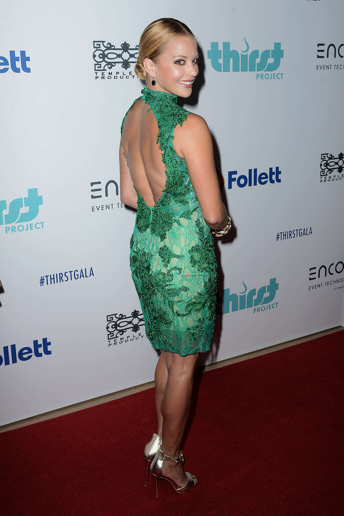 Amy Paffrath Annual Thirst Gala in Beverly Hills