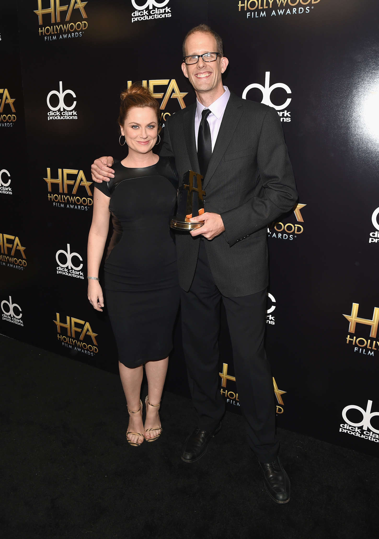 Amy Poehler Annual Hollywood Film Awards in Beverly Hills