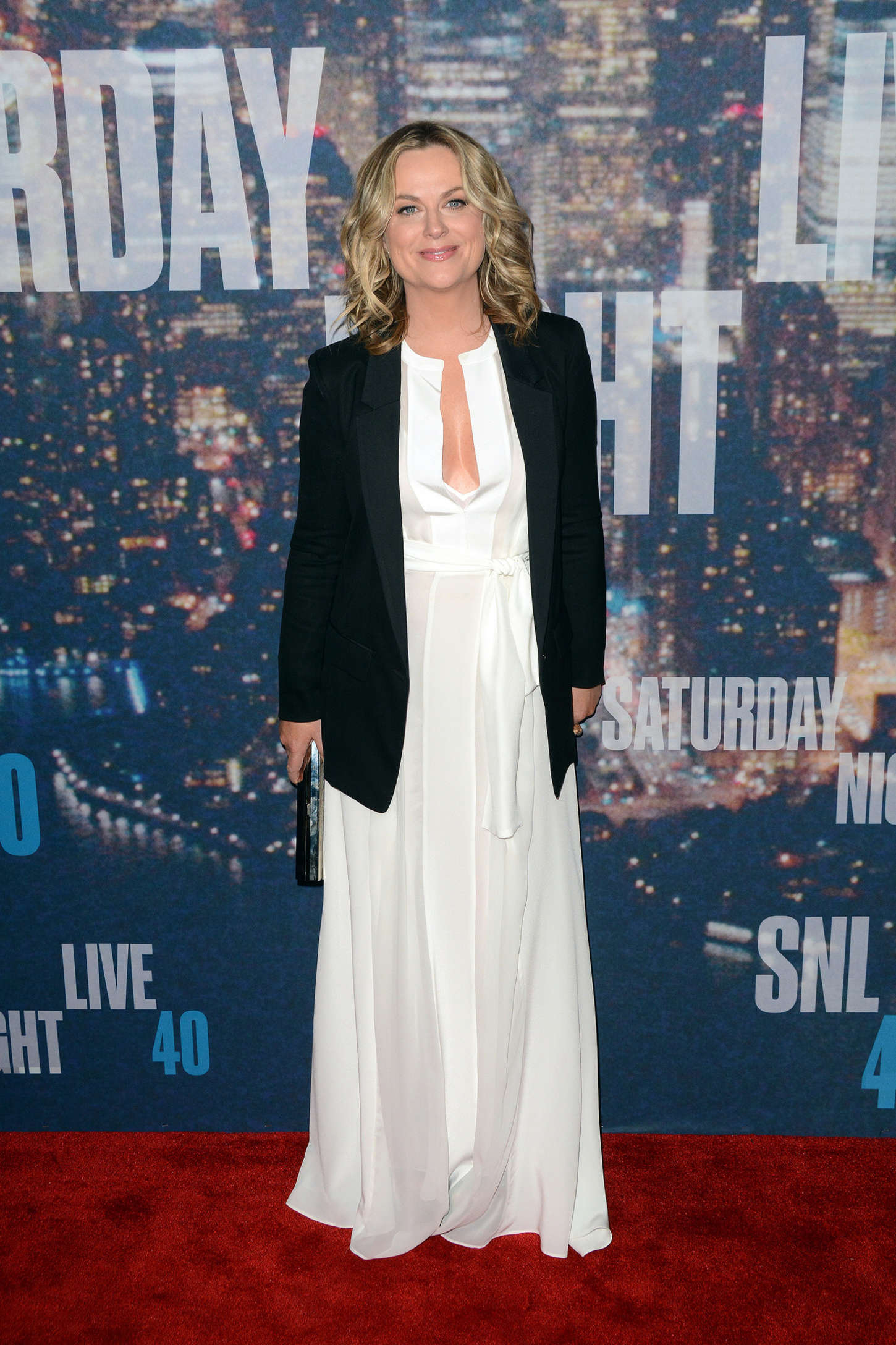 Amy Poehler SNL Anniversary Special in New York