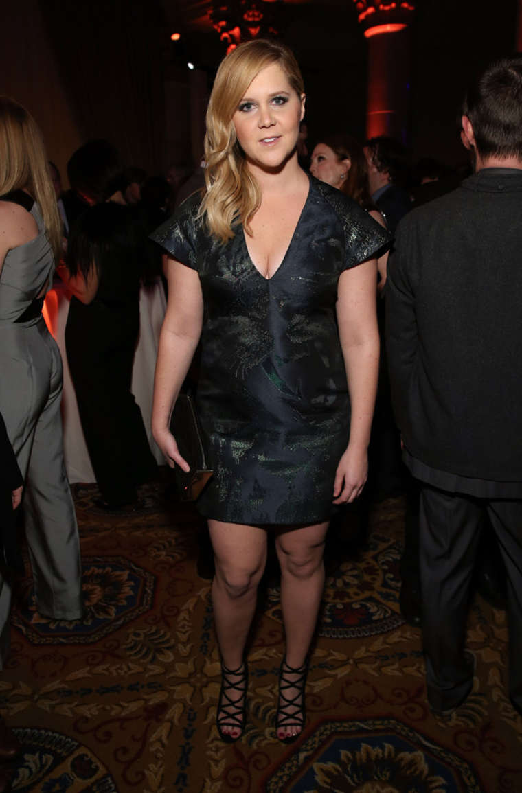 Amy Schumer IFPs Gotham Independent Film Awards in New York
