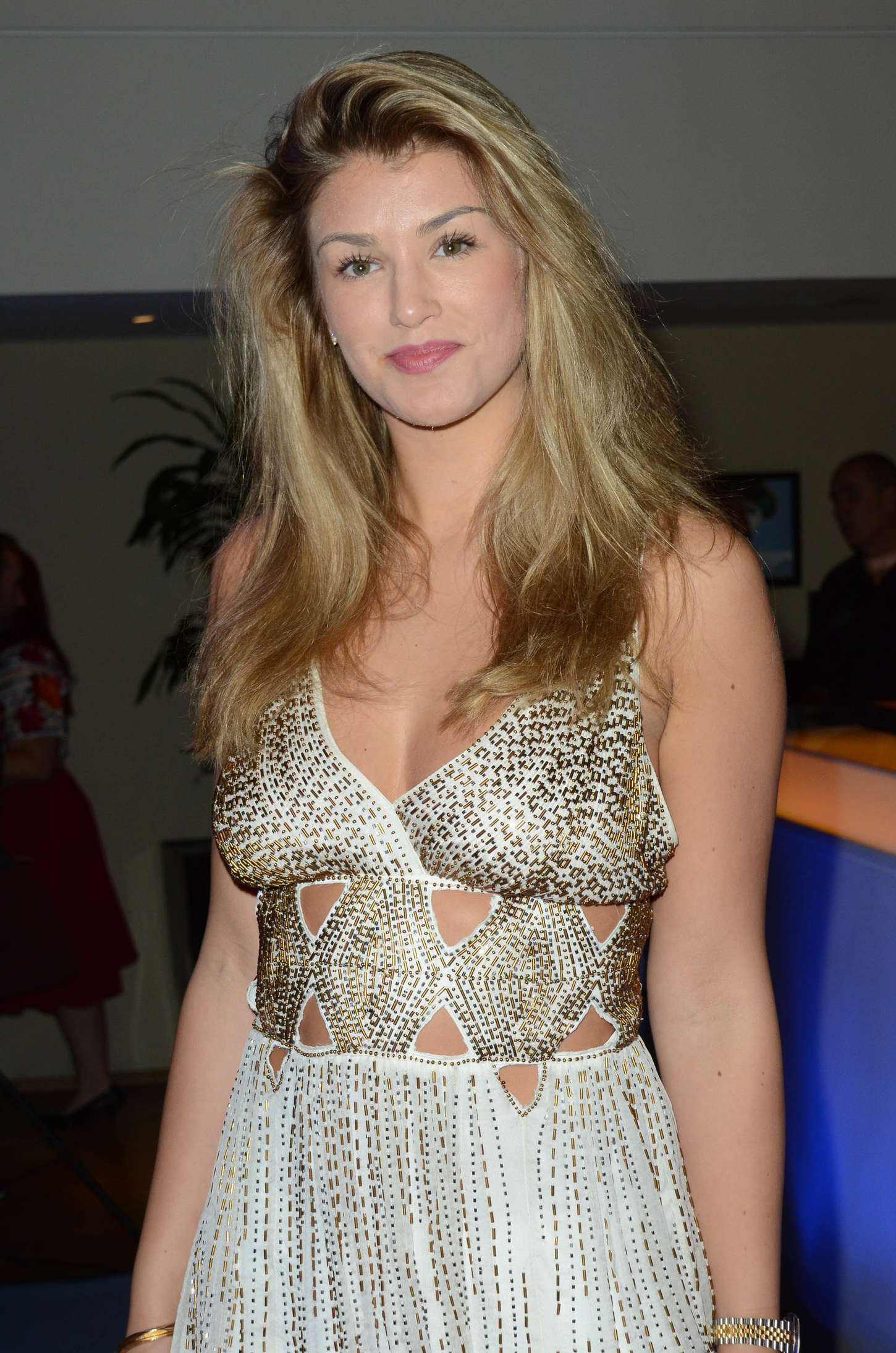 Amy Willerton at Wear It For Autism Charity Fashion Show in London