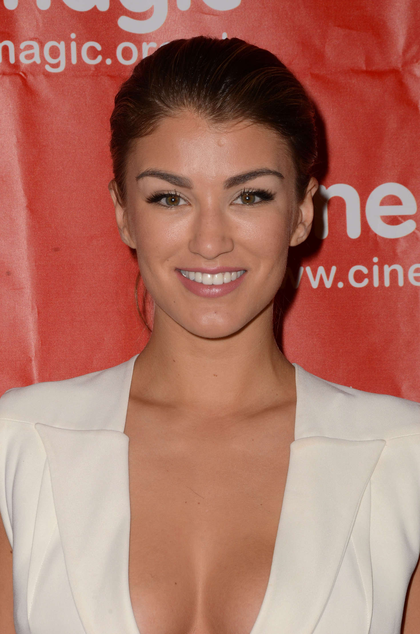 Amy Willerton Cinemagic Sneak Preview of Delicate Things in Santa Monica