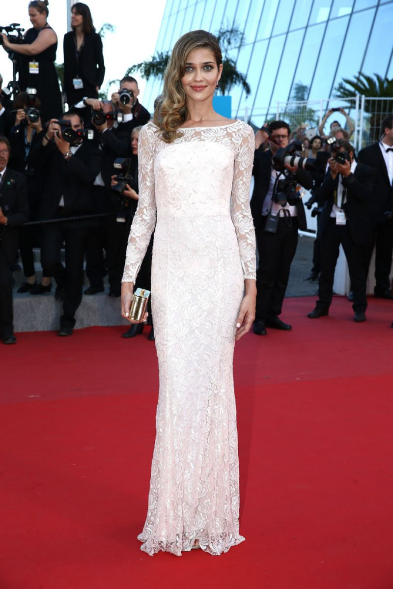 Ana Beatriz Barros Inside Out Premiere in Cannes