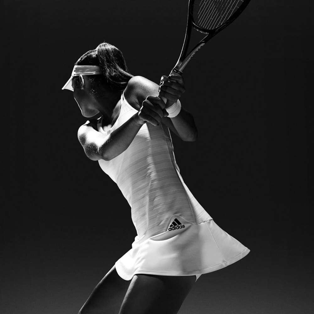 Ana Ivanovic Adidas Wimbledon Outfit