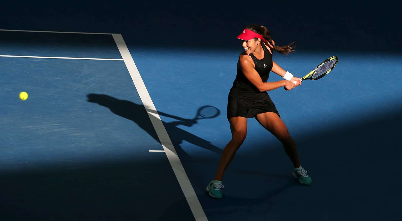 Ana Ivanovic Brisbane International in Australia