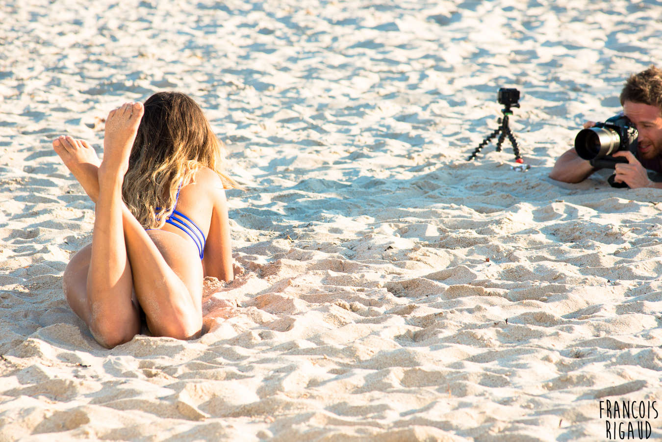 Anastasia Ashley Bikini Photoshoot in Florida