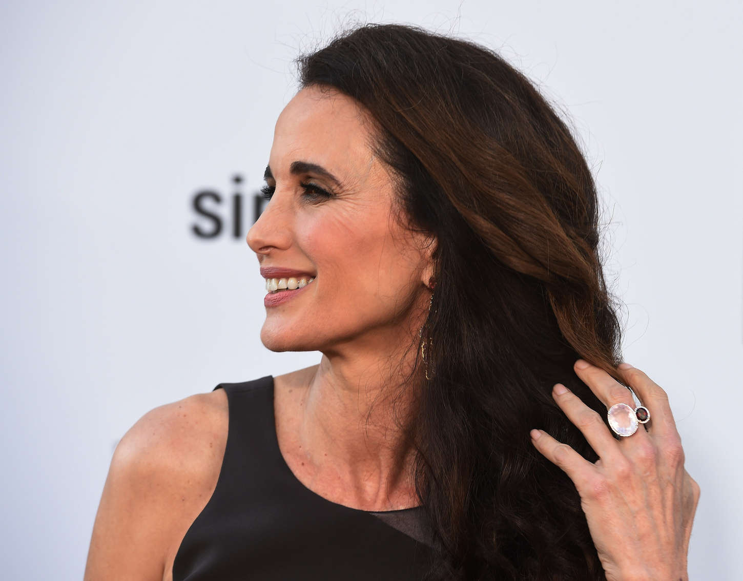 Andie MacDowell Magic Mike XXL Premiere in Los Angeles