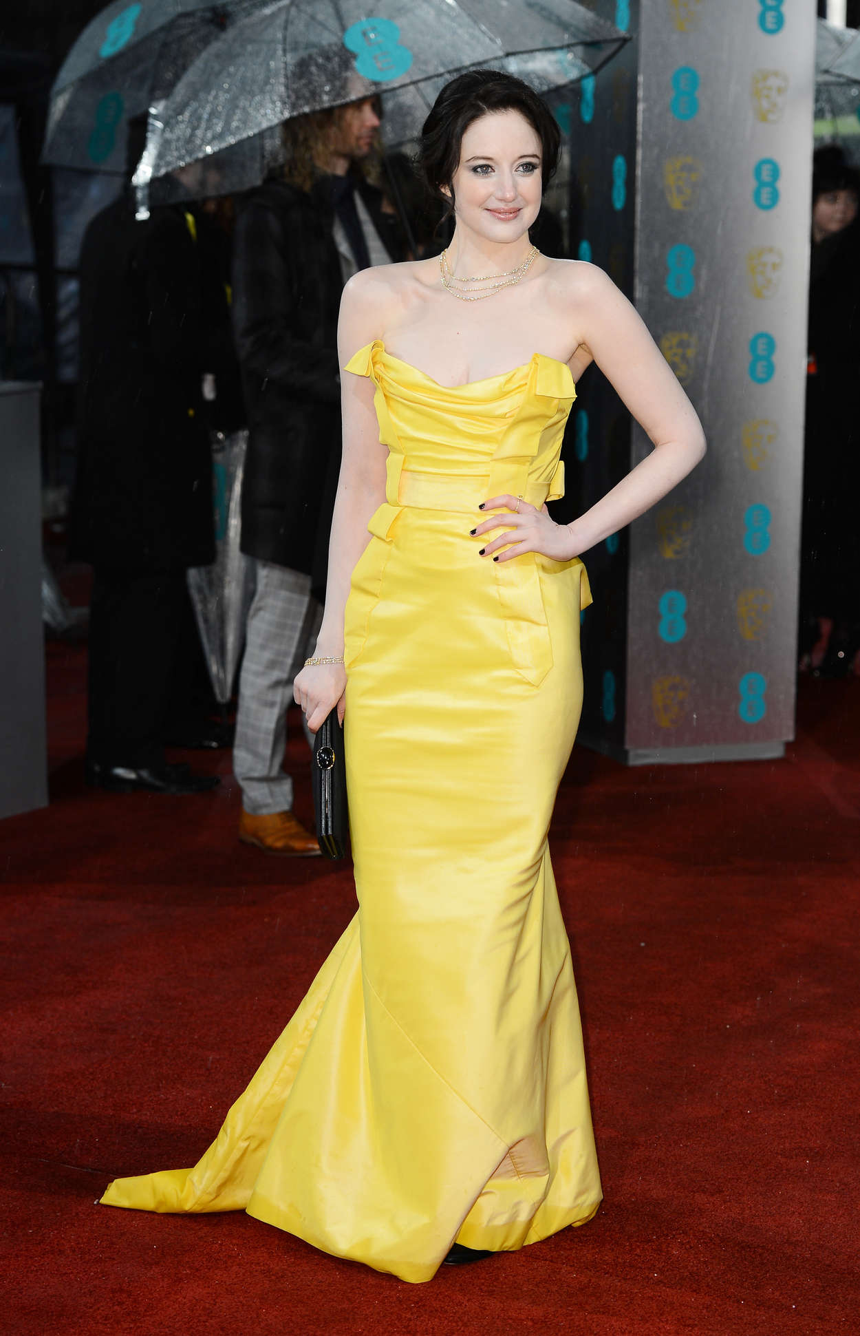 Andrea Riseborough BAFTA Awards in London