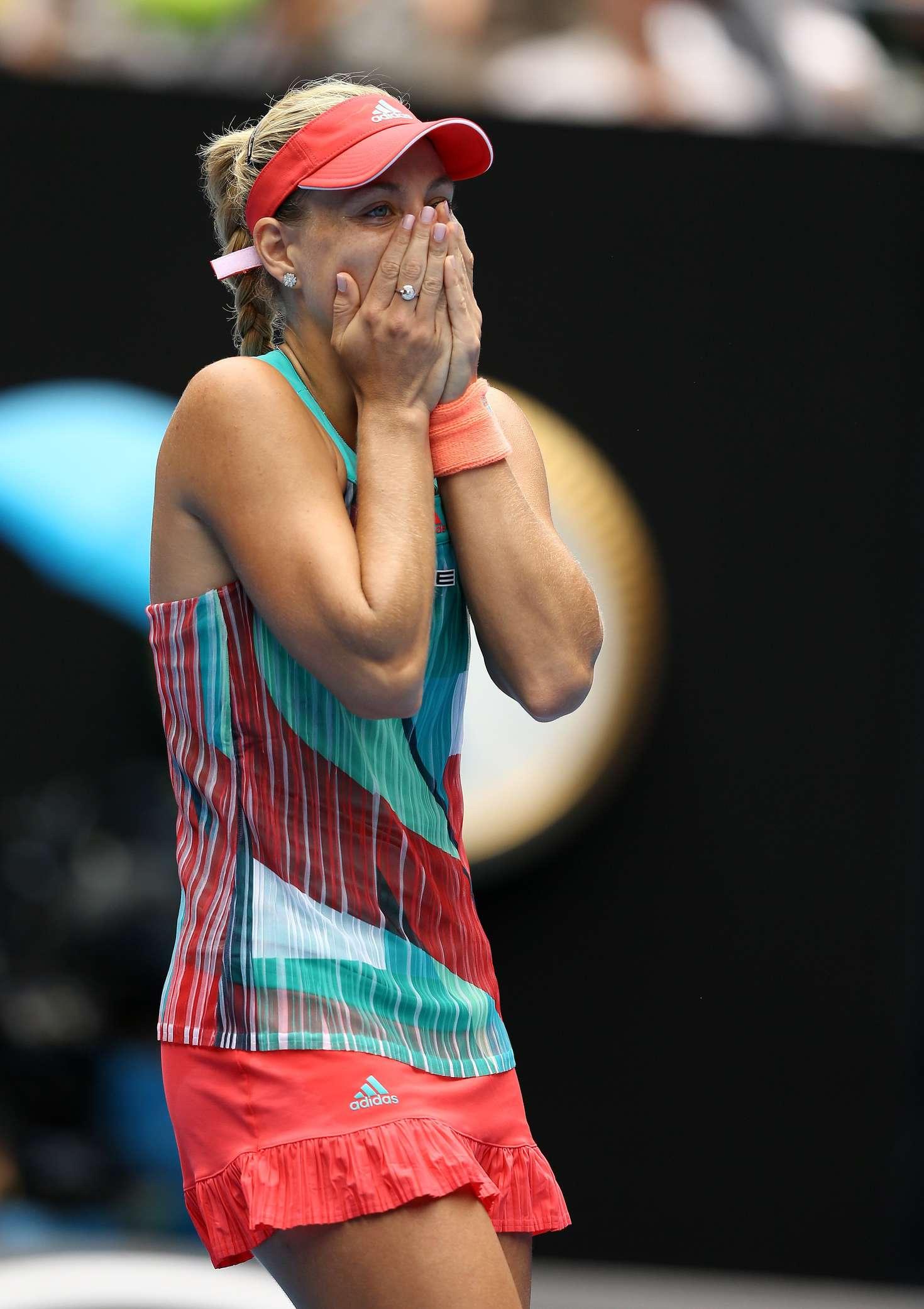 Angelique Kerber Australian Open Championships in Melbourne