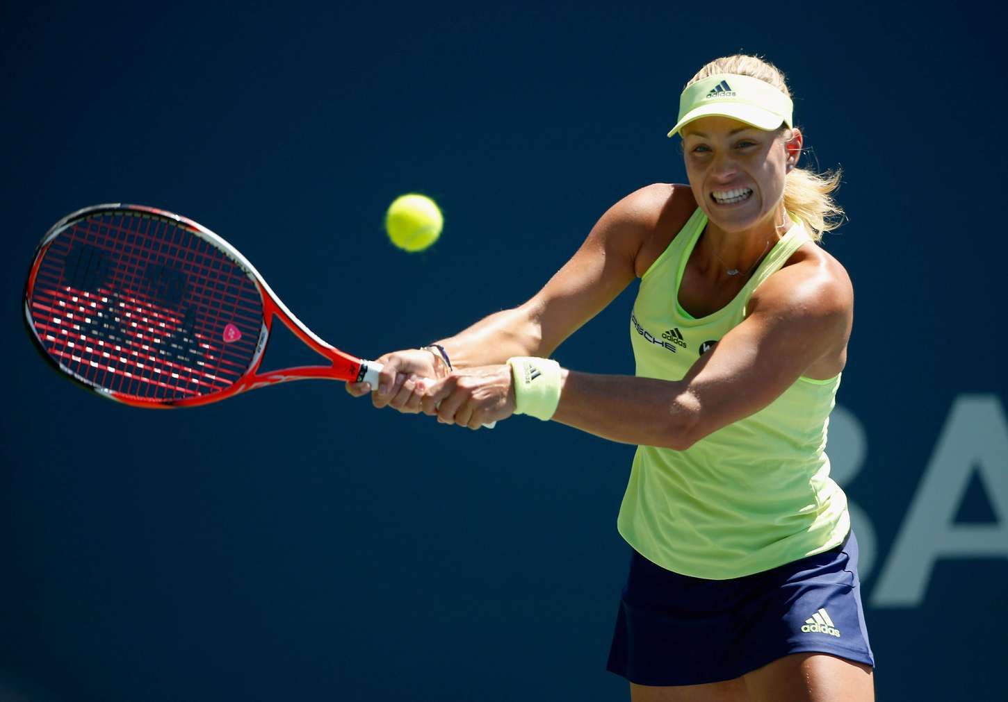 Angelique Kerber Bank of the West Classic in Stanford