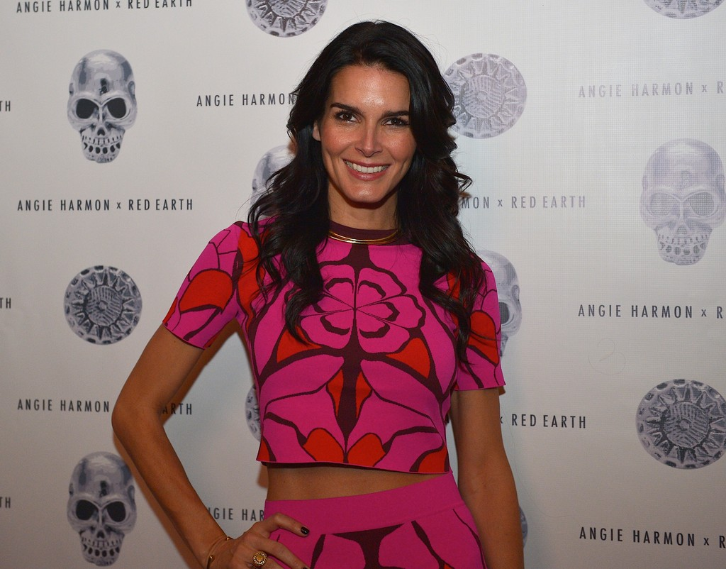 Angie Harmon Angie Harmon x Red Earth Jewelry Preview Event in Nashville