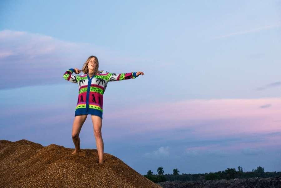 Anna Ewers Stern Mode Magazine