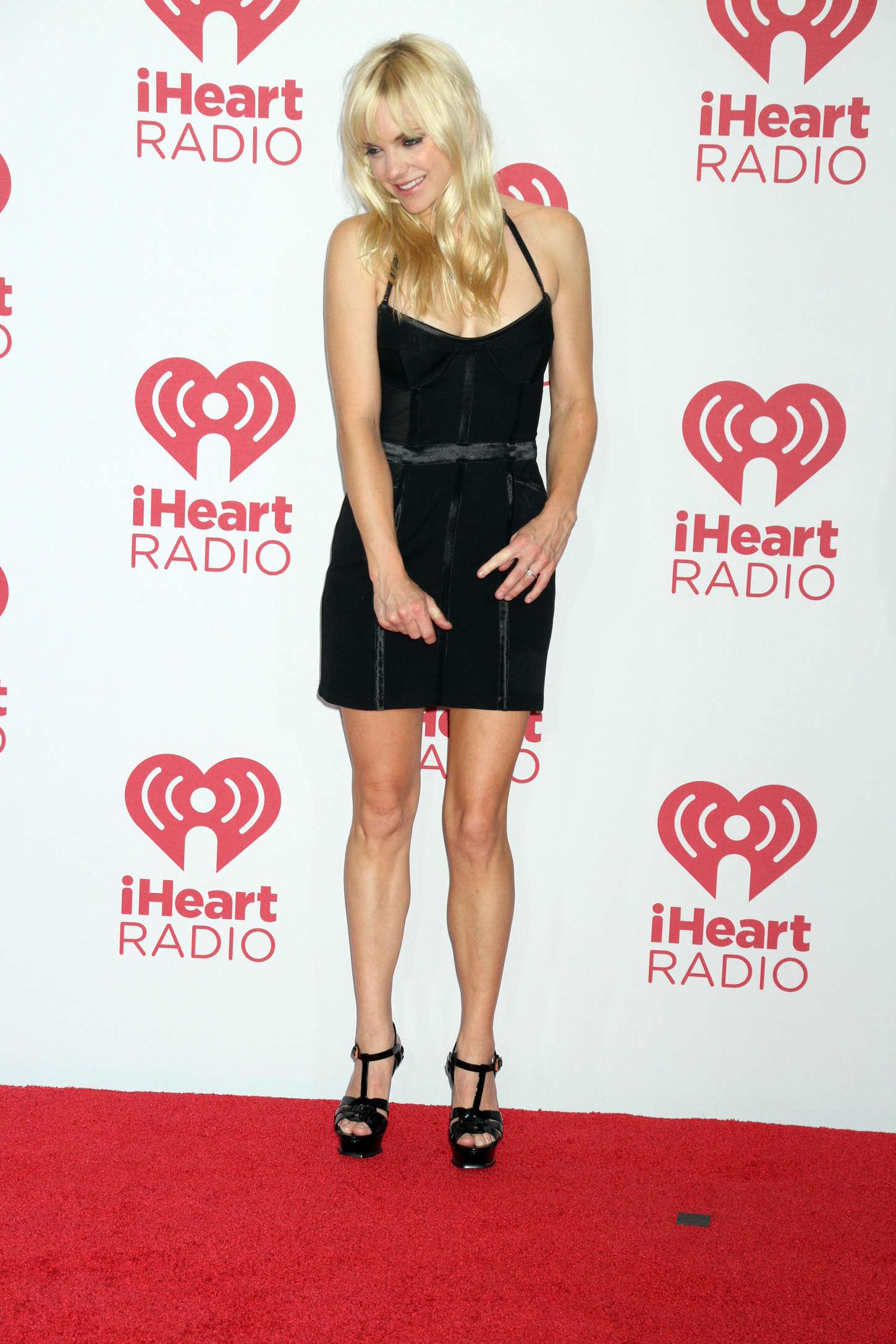 Anna Faris iHeartRadio Music Festival in Las Vegas